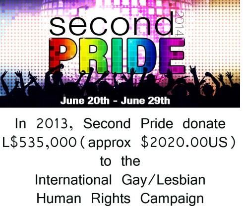 2013 donation