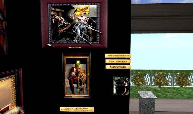 Second Life Art should be fun
