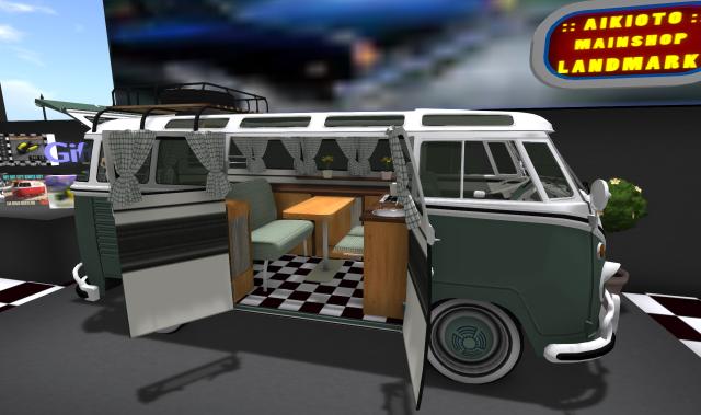 VW camper van_001